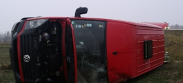 Wypadek na A4 w Mysłowicach / Fot. Adrian Panasiuk / facebook
