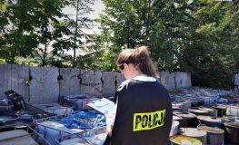 Bomba ekologiczna w powiecie mikołowskim