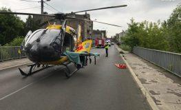 6-latek jadący na rowerze został potrącony w Sosnowcu