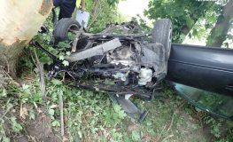Wypadek w Boniowicach