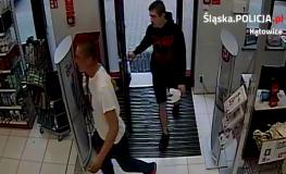 Mężczyźni ze zdjęcia są podejrzani o kradzież markowych perfum. Rozpoznajesz ich?