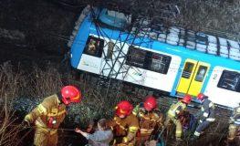 Awaria pociągu rejsowego na terenie Chorzowa | fot. Policja Śląska