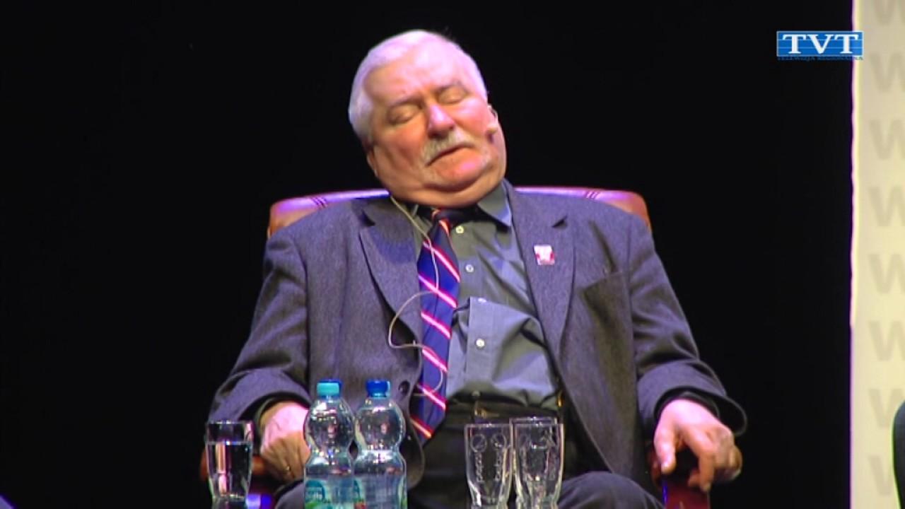 Lech Wałęsa w Rybniku