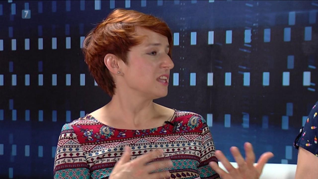 Izabela Karwot i Aneta Leonard