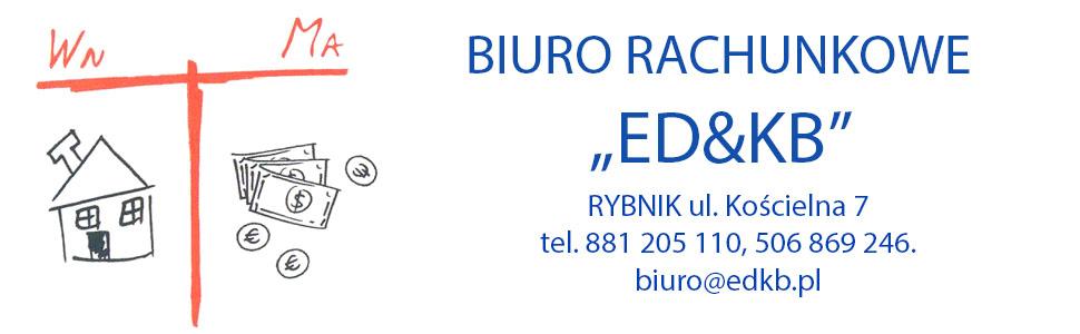 Biuro rachunkowe EDKB