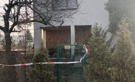 Wybuch gazu w Radlinie