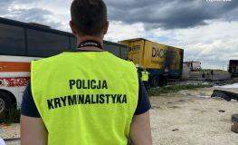 Poważny wypadek w Bogusławicach.