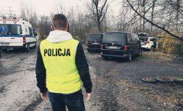 Strzelanina w Rudzie Śląskiej. Zginął poszukiwany 36-latek | Fot. Policja Śląska